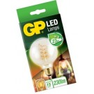 GP Lighting LED lamp E27 5Watt 230Lm grote bol vintage gold