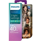 59847400 Philips led kaars E14 5,5Watt SceneSwitch Blister
