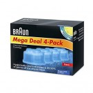 Braun cartridge Clean&Renew 4-pack CCR4