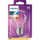 99648909 Philips led GLS E27 2,2Watt filament Blister