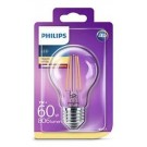 Philips led GLS E27 7Watt filament Blister