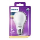 Philips led GLS E27 8,5Watt mat Blister
