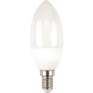VT-2033-7196 Vtac led kaars 3Watt E14 mat warm wit